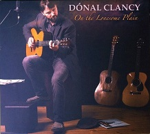 Dónal Clancy  ON THE LONESOME PLAIN.jpg