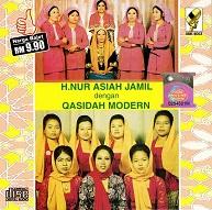 H. Nur Asiah Jamil, Rusnah, Hikmah  QASIDAH MODERN.jpg