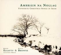 Róisín Elsafty & Ronan Browne  AMHRÁIN NA NOLLAG.jpg